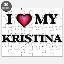 I love my Kristina Puzzle