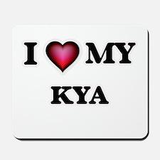 I love my Kya Mousepad