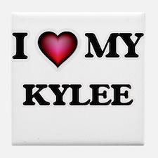 I love my Kylee Tile Coaster