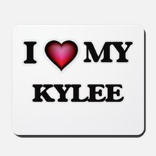 I love my Kylee Mousepad