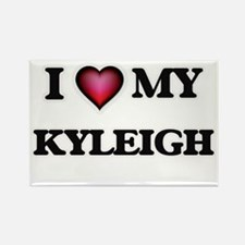 I love my Kyleigh Magnets