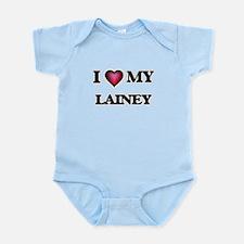 I love my Lainey Body Suit