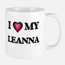 I love my Leanna Mugs