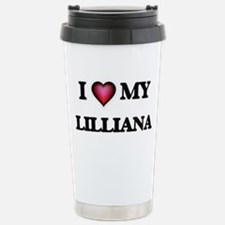 I love my Lilliana Travel Mug