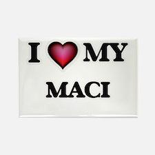 I love my Maci Magnets