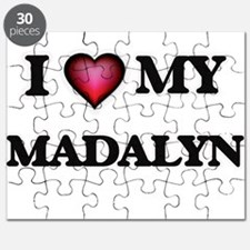 I love my Madalyn Puzzle