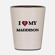 I love my Maddison Shot Glass