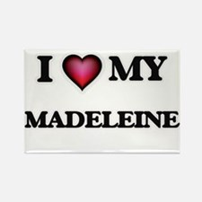 I love my Madeleine Magnets