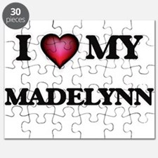 I love my Madelynn Puzzle