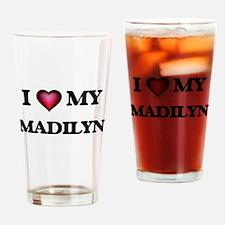 I love my Madilyn Drinking Glass