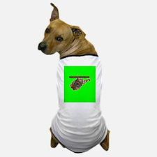 WEST VIRGINIA RIG UP CAMO Dog T-Shirt