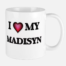 I love my Madisyn Mugs