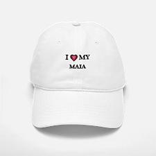 I love my Maia Baseball Baseball Cap