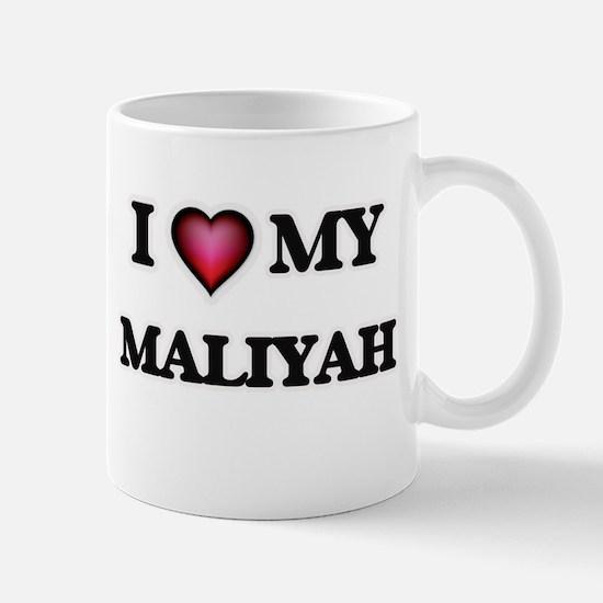 I love my Maliyah Mugs
