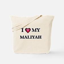 I love my Maliyah Tote Bag