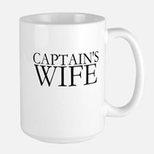 Captain's Wife Mugs