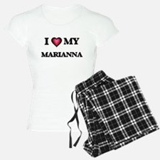 I love my Marianna Pajamas