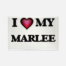 I love my Marlee Magnets