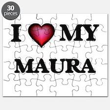 I love my Maura Puzzle