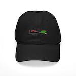 I Love Compost Black Cap
