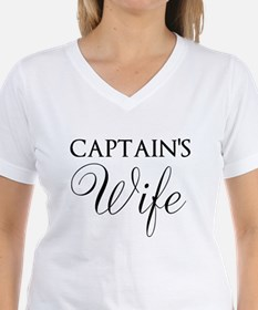 Captain's Wife T-Shirt