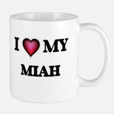 I love my Miah Mugs
