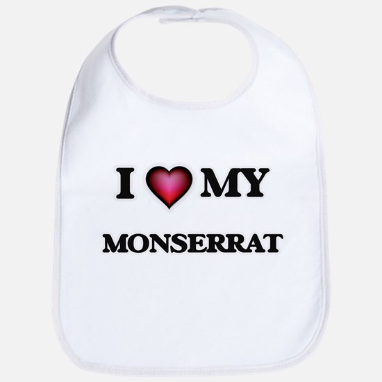 I love my Monserrat Baby Bib