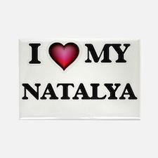 I love my Natalya Magnets