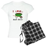 I Love Bull Sh#t Women's Light Pajamas