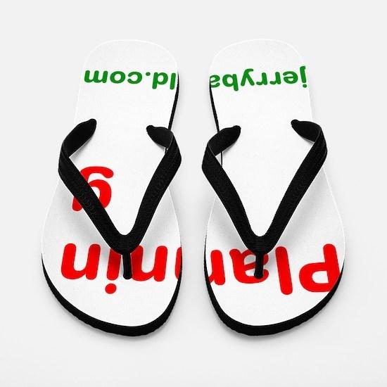 Planning as Plannin g RED! Flip Flops
