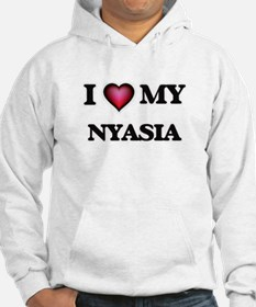 I love my Nyasia Sweatshirt