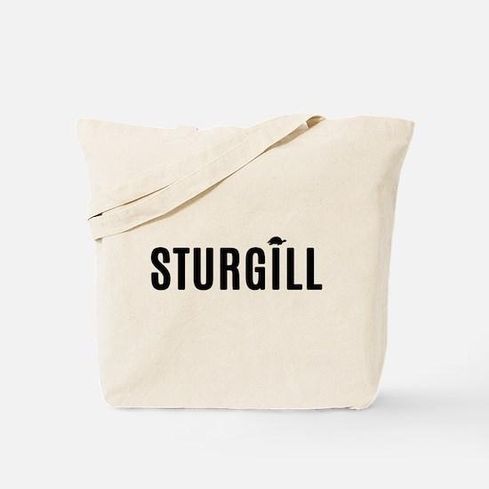Unique Simpson Tote Bag