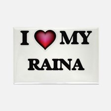 I love my Raina Magnets