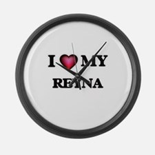 I love my Reyna Large Wall Clock
