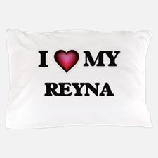 I love my Reyna Pillow Case