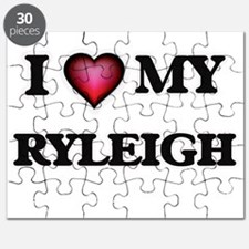 I love my Ryleigh Puzzle