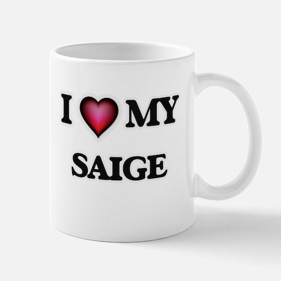I love my Saige Mugs
