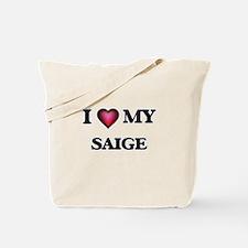 I love my Saige Tote Bag