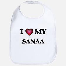 I love my Sanaa Baby Bib