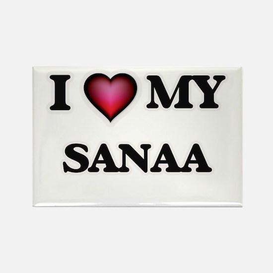 I love my Sanaa Magnets