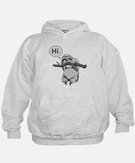 Friendly Sloth Sweatshirt