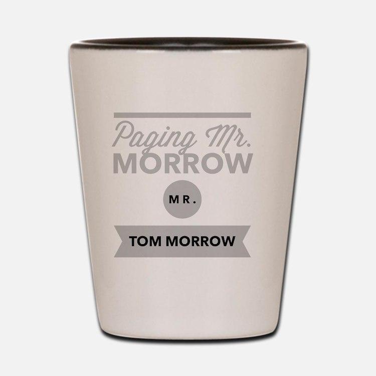 Cute Morrow Shot Glass
