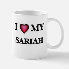 I love my Sariah Mugs