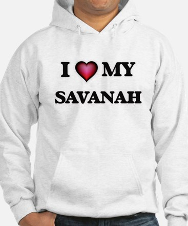 I love my Savanah Sweatshirt