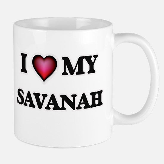 I love my Savanah Mugs