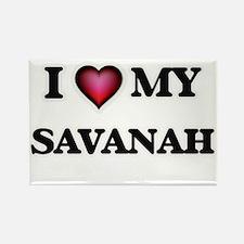 I love my Savanah Magnets