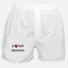 I love my Shaniya Boxer Shorts
