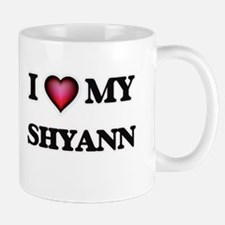 I love my Shyann Mugs