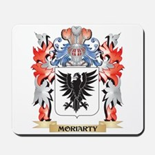 Moriarty Coat of Arms - Family Crest Mousepad