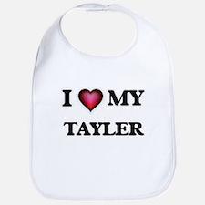I love my Tayler Baby Bib